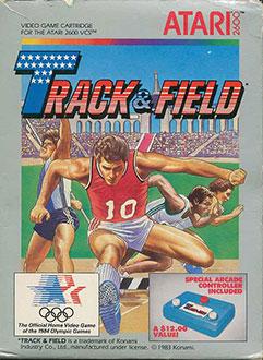 Juego online Track & Field (Atari 2600)