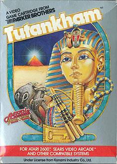 Juego online Tutankham (Atari 2600)