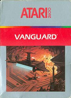 Portada de la descarga de Vanguard