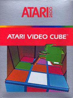 Carátula del juego Video Cube (Atari 2600)