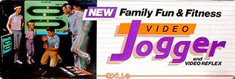 Juego online Video Jogger (Atari 2600)