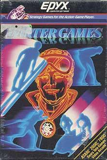 Juego online Winter Games (Atari 2600)