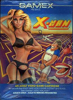 Juego online X-Man (Atari 2600)