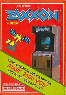 Juego online Zaxxon (Atari 2600)