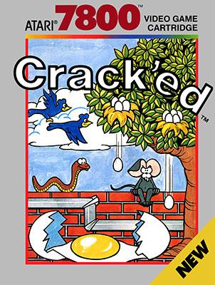 Portada de la descarga de Crack'ed