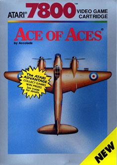 Portada de la descarga de Ace of Aces