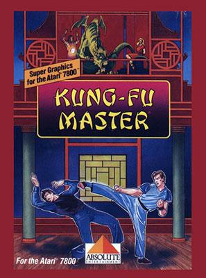 Portada de la descarga de Kung-Fu Master