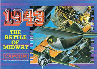 Carátula del juego 1943 - The Battle Of Midway (Atari ST)