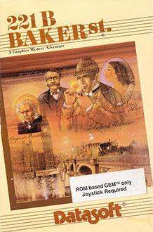 Juego online 221B Baker Street (Atari ST)