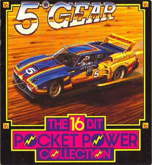 Carátula del juego 5th Gear (Atari ST)