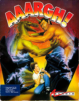 Juego online AAARGH! (Atari ST)