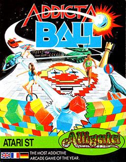 Juego online Addictaball (Atari ST)