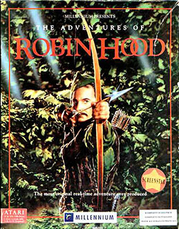 Juego online The Adventures of Robin Hood (Atari ST)