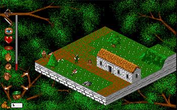 Imagen de la descarga de The Adventures of Robin Hood