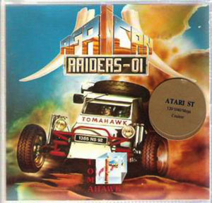 Juego online African Raiders-01 (Atari ST)