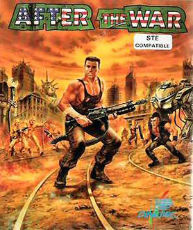 Juego online After the War (Atari ST)