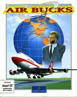 Juego online Air Bucks (Atari ST)