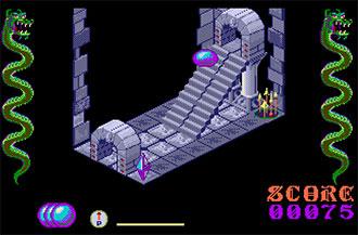 Pantallazo del juego online Airball (Atari ST)
