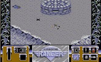 Pantallazo del juego online Airborne Ranger (Atari ST)