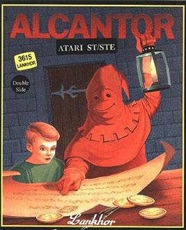 Juego online Alcantor (Atari ST)
