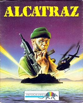 Juego online Alcatraz (Atari ST)
