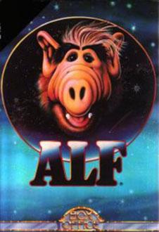 Carátula del juego Alf The First Adventure (Atari ST)