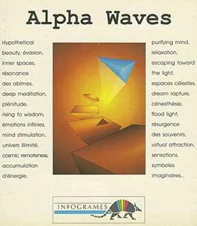 Juego online Alpha Waves (Atari ST)