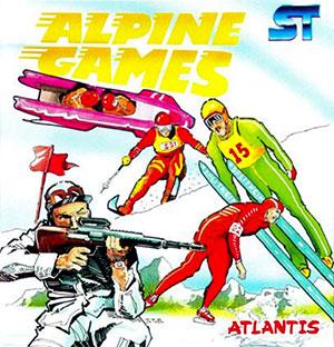 Juego online Alpine Games (Atari ST)