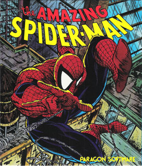 Portada de la descarga de The Amazing Spider-Man