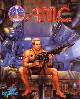 Juego online Astro Marine Corps (AMC) (Atari ST)