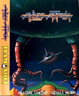 Juego online Andes Attack (Atari ST)