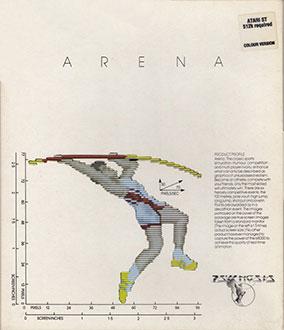 Juego online Arena (Atari ST)
