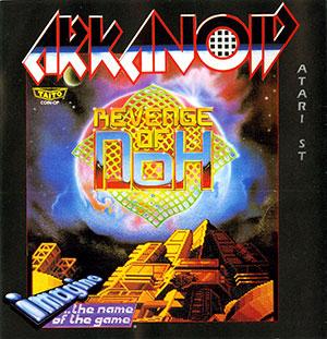 Juego online Arkanoid 2: Revenge of Doh (Atari ST)