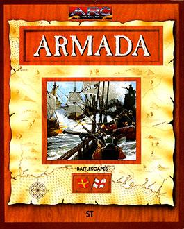 Juego online Armada (Atari ST)