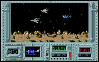Pantallazo del juego online Army Moves (Atari ST)