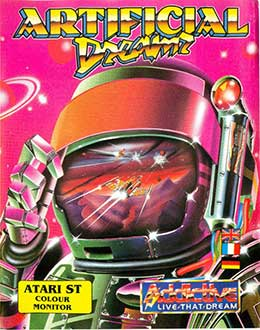 Juego online Artificial Dreams (Atari ST)