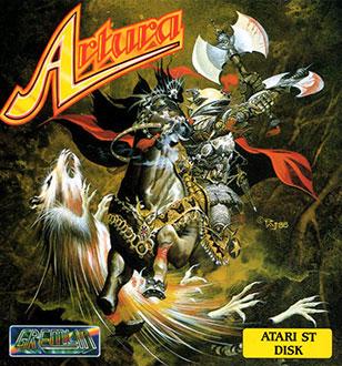 Carátula del juego Artura (Atari ST)