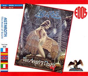Carátula del juego Astaroth (Atari ST)