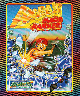 Juego online Axel's Magic Hammer (Atari ST)