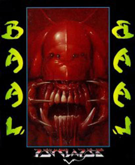 Carátula del juego Baal (Atari ST)