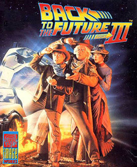 Juego online Back to the Future Part III (Atari ST)