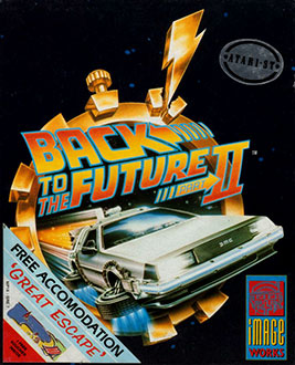 Juego online Back To The Future Part II (Atari ST)