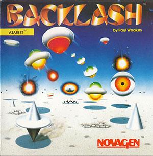 Juego online Backlash (Atari ST)