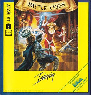 Juego online Battle Chess (Atari ST)