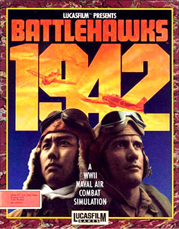 Juego online Battlehawks 1942 (Atari ST)