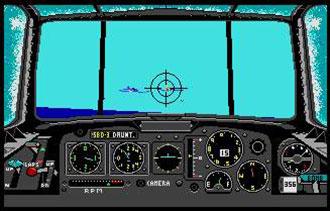 Pantallazo del juego online Battlehawks 1942 (Atari ST)