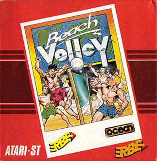 Juego online Beach Volley (Atari ST)