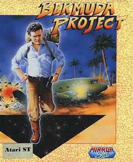 Carátula del juego Bermuda Project (Atari ST)
