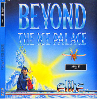Juego online Beyond the Ice Palace (Atari ST)