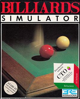 Juego online Billiards Simulator (Atari ST)